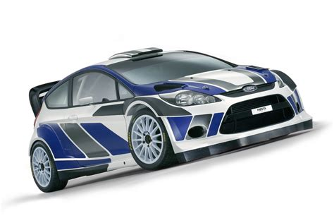 2018 Ford Fiesta Rs Wrc Picture 376137 Car Review