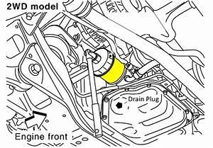 2005 Infiniti G35 Fuel System Diagram