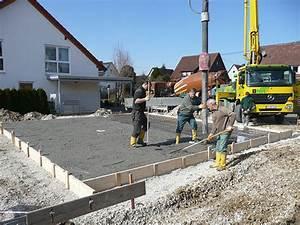 Bodenplatte Betonieren Kosten : bodenplatte knecht fertigkeller ~ Whattoseeinmadrid.com Haus und Dekorationen