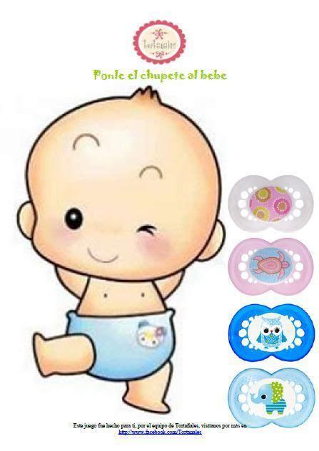 Bebe Baby Shower by Pon El Chupete Al Bebe Juegos De Baby Chawer En 2019