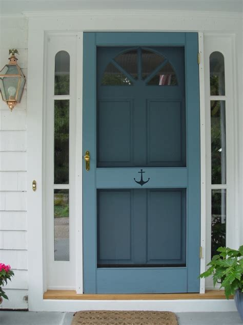 screen door ideas wood screen doors an entryway and a great