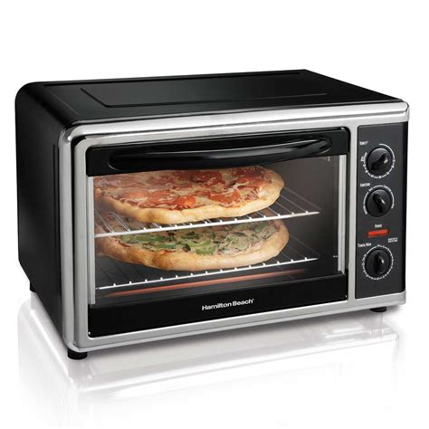 Countertop Oven With Convection by Countertop Oven Black 31100 Hamiltonbeach