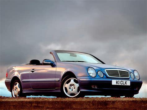 Mercedes Benz Clk Cabrio (a208) Specs & Photos