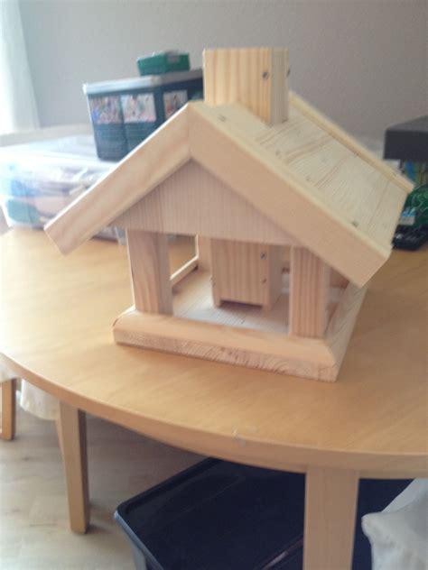 vogelhaus bauen anleitung vogelhaus bauanleitung zum selber bauen heimwerker forum diy projects vogelhaus bauen