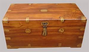 Malle En Bois : malle en bois ~ Melissatoandfro.com Idées de Décoration