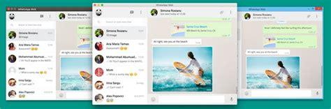 whatsapp desktop client app for windows 10 8 7
