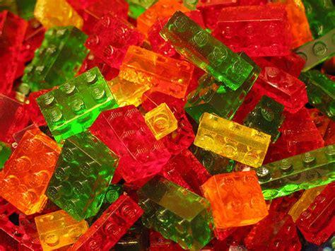 how to make gummies lego brick shaped gummy candies