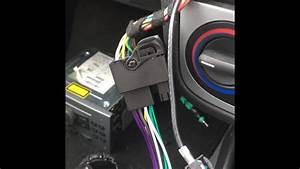 Stereo    Radio Installation Vauxhall Corsa C Facelift