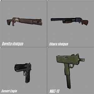 Weapons image - GTA:New York mod for Grand Theft Auto: San ...