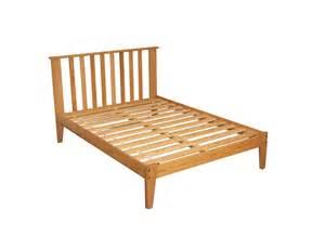 oak mission platform bed room doctor