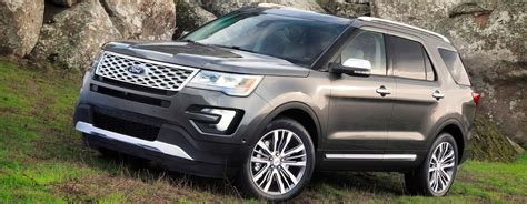 2019 ford explorer 2019 ford explorer specs technology bob ford
