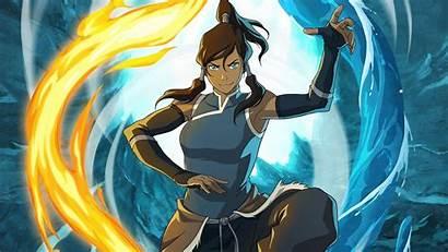 Avatar 1080p Wallpapers Korra Legend Corre Magician