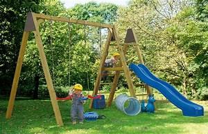 Schaukel Und Rutsche Garten : kinderschaukeln fur den garten ~ Bigdaddyawards.com Haus und Dekorationen
