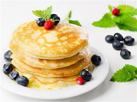 vegan pancakes recipe   healthy vegan pancake