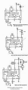 Lm1830 Single Chip Water Level Sensor Circuit  Basically A C Circuit Diagram World
