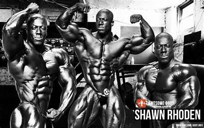 Bodybuilding Wallpapers Bodybuilder Shawn Rhoden Building Mr