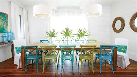 painting kitchen cabinets light gray 50 ways to decorate with turquoise coastal living