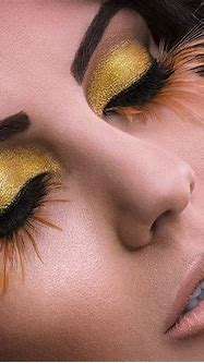 Golden Beauty on Behance