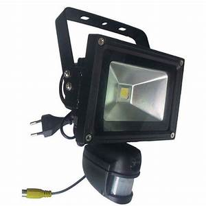 Floodlight camera id product details view