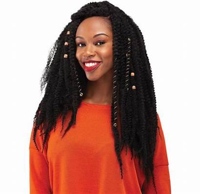 Kinky Marley Crochet Darling Kenya Afro Soft