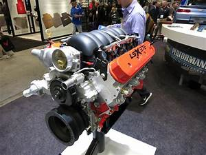 Sema 2013  Chevy Ls Crate Engines In The Flesh
