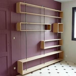 Bibliothèque Faible Profondeur : nouvelle biblioth que un week end la maison ~ Edinachiropracticcenter.com Idées de Décoration
