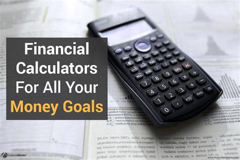 financial planning calculators