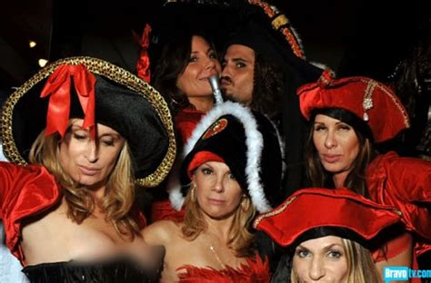real housewives   york recap pirate wenches