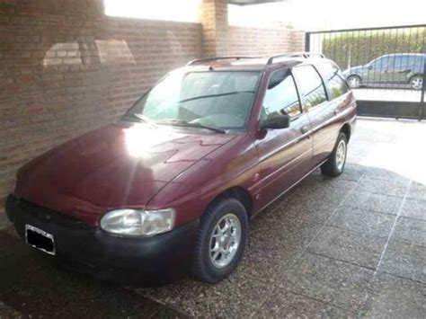 ford escort rural  diesel  exc condiciones