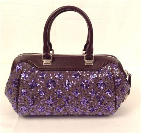 louis vuitton limited edition purple monogram sunshine express baby bag  sale  stdibs