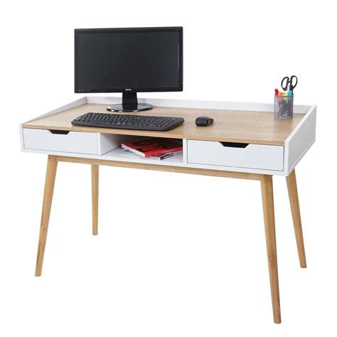 scrivanie computer scrivania per computer in legno josu cm 80x120x55