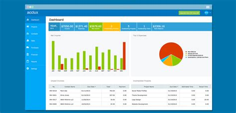 Meet The Latest Version Of Acclux Accounting Software Acclux