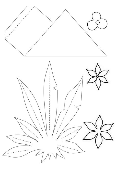 easy paper flower bouquets  kids  images paper