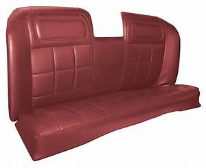 Distinctive Industries Seat Upholstery, 1969 Buick Riviera