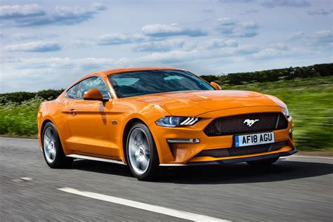 Ford Mustang Car by Ford Mustang V8 2018 Review Auto Express