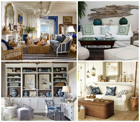 d馗oration chambre bord de mer décoration maison bord de mer 50 idées déco originales