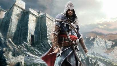 Creed Assassin Revelations Cool Wallpapers Background Games