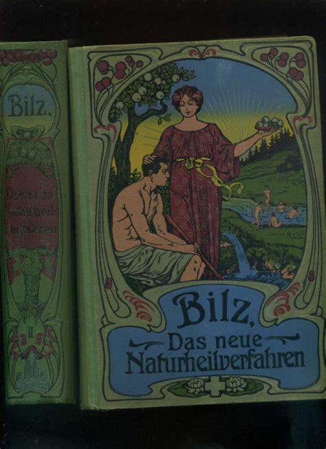 Das Neue Naturheilverfahren Mit Von Bilz Zvab