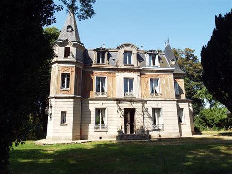 maison a vendre beauvais maison 224 vendre en picardie oise beauvais manoir de style napol 233 on iii du xixe si 232 cle 180 m2