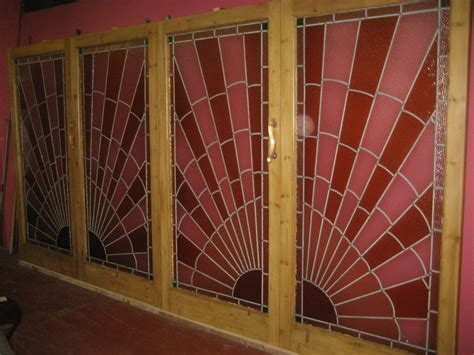 Antiques Atlas-art Deco Room Divider