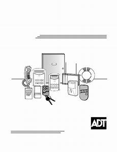 Adt 3000 Security System Installaton Manual Pdf View  Download