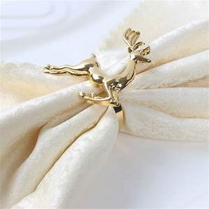 Online Buy Wholesale christmas napkin rings from China