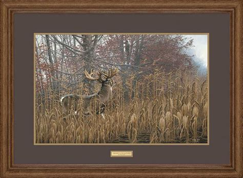 glory days  beatty buck framed limited edition