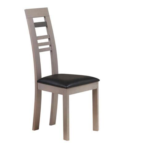 chaises pour salle à manger chaise de salle a manger en cuir pas cher