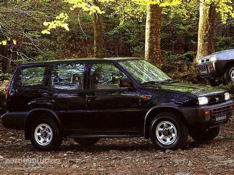 nissan terrano 1996 nissan terrano ii 5 doors specs 1993 1994 1995 1996