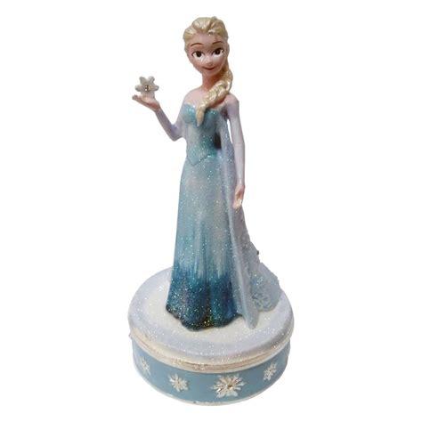 official disney frozen anna elsa trinket box collectable