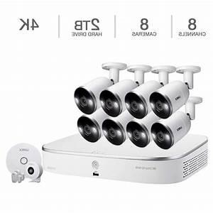 Lorex 4k Ultra Hd Ip Nvr 8 Channels