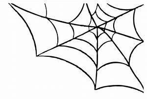 Spider web clip art - Clipartix