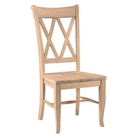 john thomas select double   side chair cedar hill