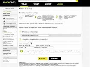 Delai Cheque De Banque : d poser un ch que chez monabanq 01 banque en ligne ~ Medecine-chirurgie-esthetiques.com Avis de Voitures